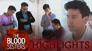 The Blood Sisters: Samuel defends Erika | EP 46
