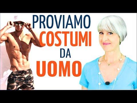 PROVIAMO i COSTUMI da UOMO!?!? LOOK SUMMER 2017 + PROVA COSTUME