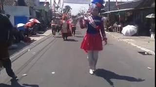 Pawai Kemerdekaan Desa Ngunut 2017 Lk 4 Gentengan