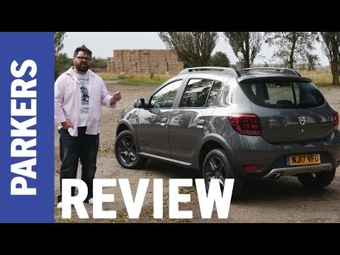 Dacia Sandero Stepway Review Video