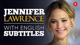ENGLISH SPEECH | JENNIFER LAWRENCE: Anti-Corruption (English Subtitles)