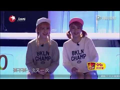 《加油美少女》第2期花絮:胜利CUT:飚日语跳女团舞【东方卫视官方超清】