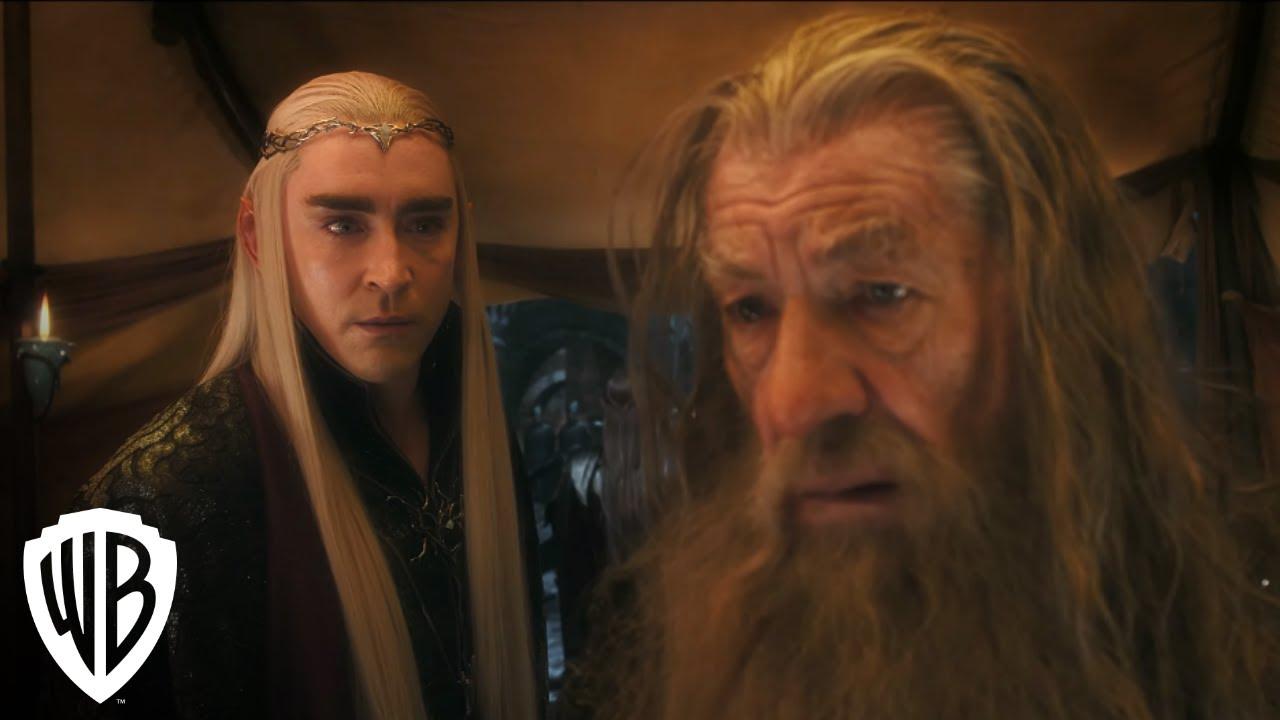 Trailer för Hobbit: Femhäraslaget