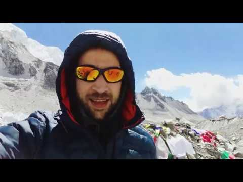 Campo Base Everest - Ott. 2018