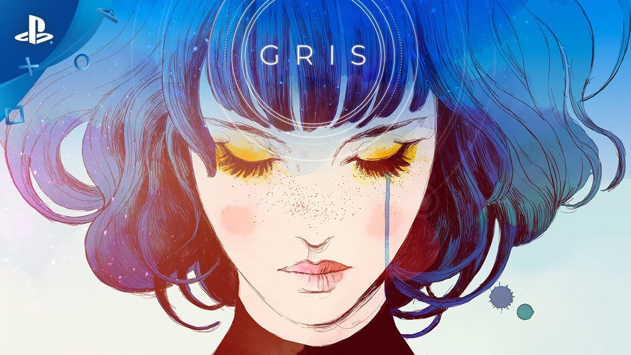 Experience Gris' Emotional Journey on PS4 November 26