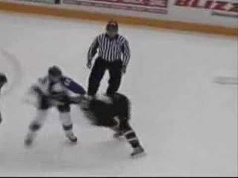 Brett Gallant vs. Shawn O'Donnell
