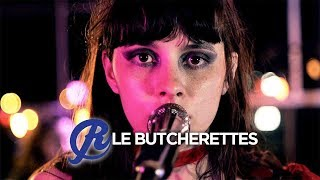 Le Butcherettes   Spider Waves (Ring Road Live Sessions)