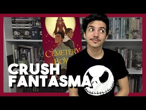 O HERÓI DA PRÓPRIA HISTÓRIA | Cemetery Boys, de Aiden Thomas | Estante Quadrada
