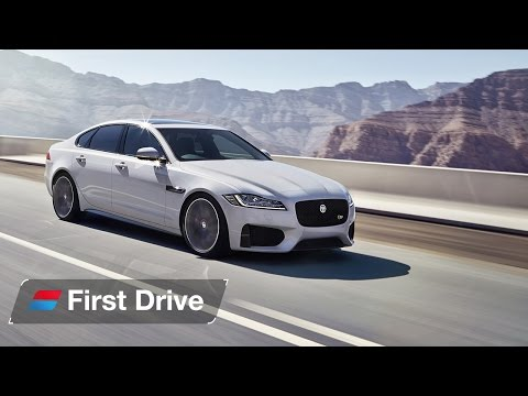 2015 Jaguar XF first drive review
