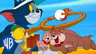 🔴 LIVE! BEST CLASSIC TOM & JERRY MOMENTS | WB KIDS