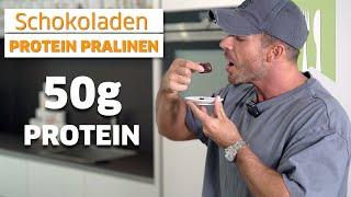 Protein Pralinen   50g Eiweiß   Low Carb