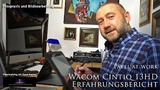 Wacom Cintiq 13HD Erfahrungsbericht