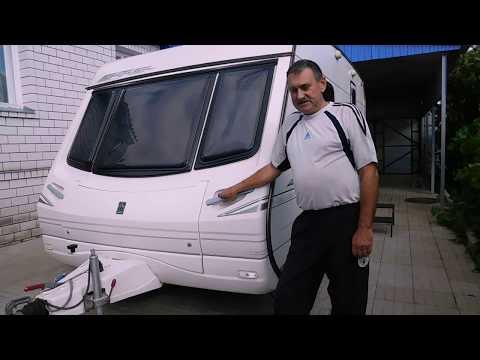 Прицеп-дача, Караван ABBEY GTS Vogue 215 обзор, переделки и доработки.