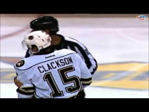 Matthew Clackson vs. Joe Morrow