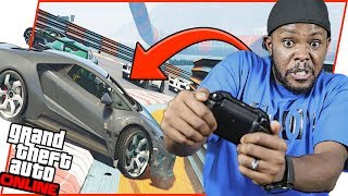 THE DIRTIEST RACING YOU'LL EVER SEE! - GTA Online Race Gameplay