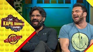 The Kapil Sharma Show - CCL Episode Uncensored Footage | Sohail Khan, Suniel Shetty, Manoj Tiwari