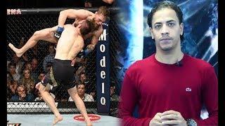 لقد فعلها حبيب المسلم وفاز ببطولة العالم UFC |  تم سحق كونور ماكريجور بنجاح - تحليل وافي للمباراة