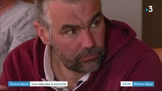"""France 3 : reportage """"J'irai débattre chez vous"""""""