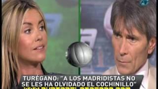 Eva Turégano - Los Cochinillos, Los Obrevo Y Las Manitas Permanecen En La Historia