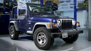 Week to Wheelin' 2018 – '97 Jeep TJ    Day 1