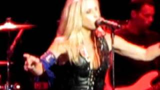 "Cherie Currie Live in Concert 2010 at Pacific Amp OC Fair ""Rock & Roll"" + ""Rebel Rebel"" The Runaways"