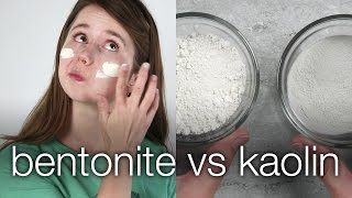 How are Bentonite Clay and Kaolin Clay Different?