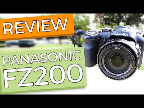 Panasonic Lumix DMC-FZ200 | Die beste Bridgekamera? | Review + Fazit | HD+ [60 FPS] | German