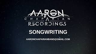 Songwriting Example 11 (Progressive Metalcore) - Written by Aaron Chaparian