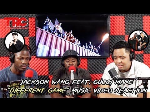 "Jackson Wang Feat. Gucci Mane ""Different Game"" Music Video Reaction Mp3"