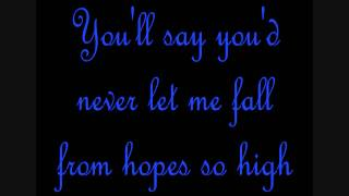Fiona Apple ~ Never is a promise (with lyrics)