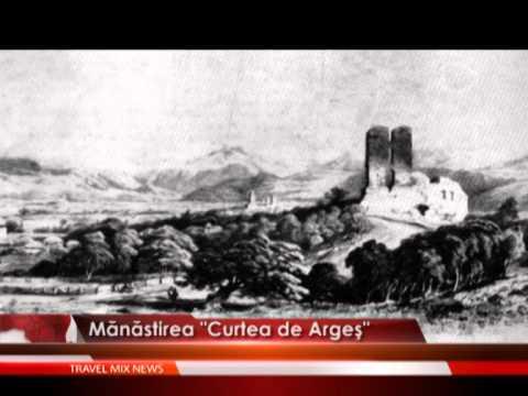 """Manastirea """"Curtea de Arges"""""""