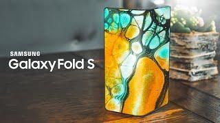 Samsung Galaxy Fold S - SO IT BEGINS