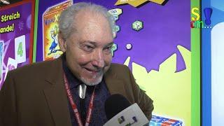 Autoren FAQ - Wolfgang Kramer im Interview - Spiel doch mal...! - Spielwarenmesse - Nürnberg 2020