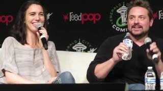 CHRISTY CARLSON ROMANO & WILL FRIEDLE - Emerald City Comic Con 2016 - Kim Possible ECCC Panel clips
