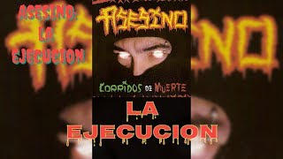Asesino - La Ejecucion (Lyrics) (HD)
