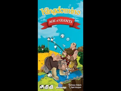 Bower's Game Corner: Kingdomino: Age Of Giants Expansion Review