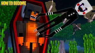 Minecraft How to Become The PUPPET MASTAER!!