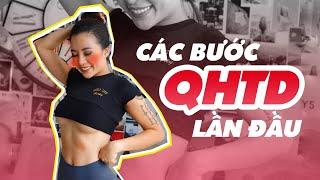 Các bước QHTD lần đầu | 14+ | Sex Edu #4 ♡ Hana Giang Anh