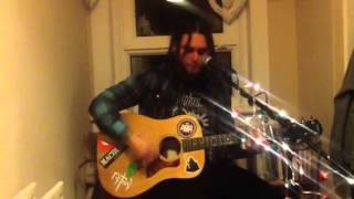 Charlie Simpson - Parachutes ( cover by Ben Monteith )