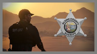 FiveM | Blaine County Sheriff's Office Promotional Video | First Response Gaming