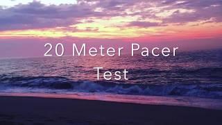 Fitnessgram 20 Meter Pacer Test 2019 Hip Hop/Pop Remix