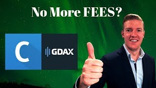 Don't use Coinbase, use GDAX instead to ELIMINATE FEES! The difference between Coinbase & GDAX