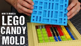 How-To Make a LEGO CANDY Mold - Video Youtube