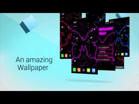Video of Live Wallpaper Neon