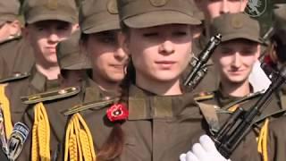 Присяга курсантів  Телеканал Новий Чернігів