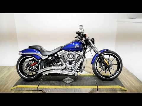 2015 Harley-Davidson Breakout® in Wauconda, Illinois - Video 1