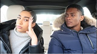 OUR FIRST ARGUMENT CAUGHT ON CAMERA!   VLOGMAS DAY 21