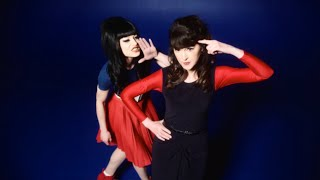 "April March & Olivia Jean – ""Allons-y"""