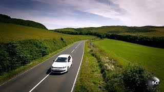 The Road Where Cars Roll Uphill | World's Strangest