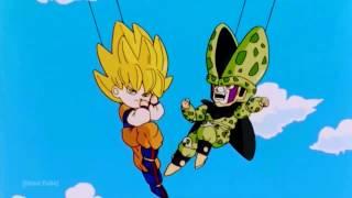 Mr. Satan  - (Dragon Ball) - TeamFourStar in DB Kai - Mr. Satan vs. Cell: The Movie! (Deleted Scene)